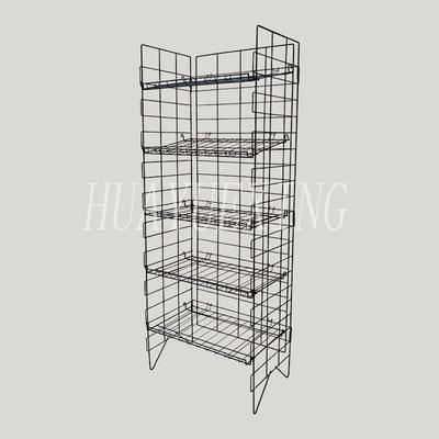 Rotatable metal tool display stand HYX-002